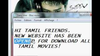 Siddu Plus Two First Attempt Tamil Movie  download