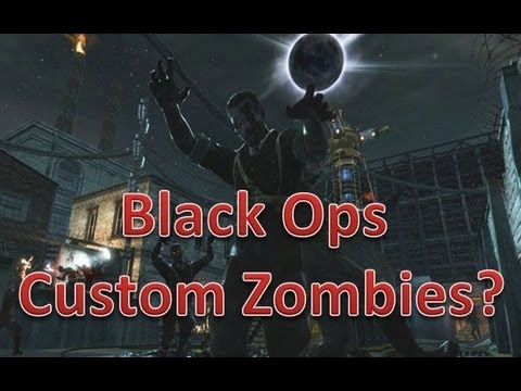 cod black ops custom zombie maps