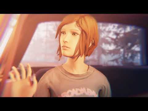 Life Is Strange Before The Storm Ep 1 Awake - Dream #2: William Car Ride, Wine, Rachel, Mannequin