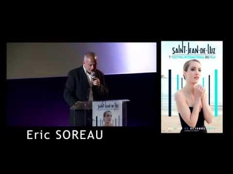 Cérémonie d'ouverture du Festival International du Film de Saint-Jean-De-Luz 2014