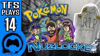 Pokemon Silver NUZLOCKE Part 14 - TFS Plays - TFS Gaming