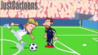 🏆Argentina vs Island🏆  Messi vs Penalty  ⚽