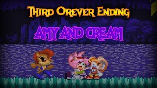 AMY AND CREAM SURVIVED!! | Sally.EXE: Continued Nightmare Eye of three [Trio Orever Ending]