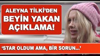 Aleyna Tilki özel röportaj / Sıla'nın Ahmet Kural için yazdığı şarkının sırrı çözüldü