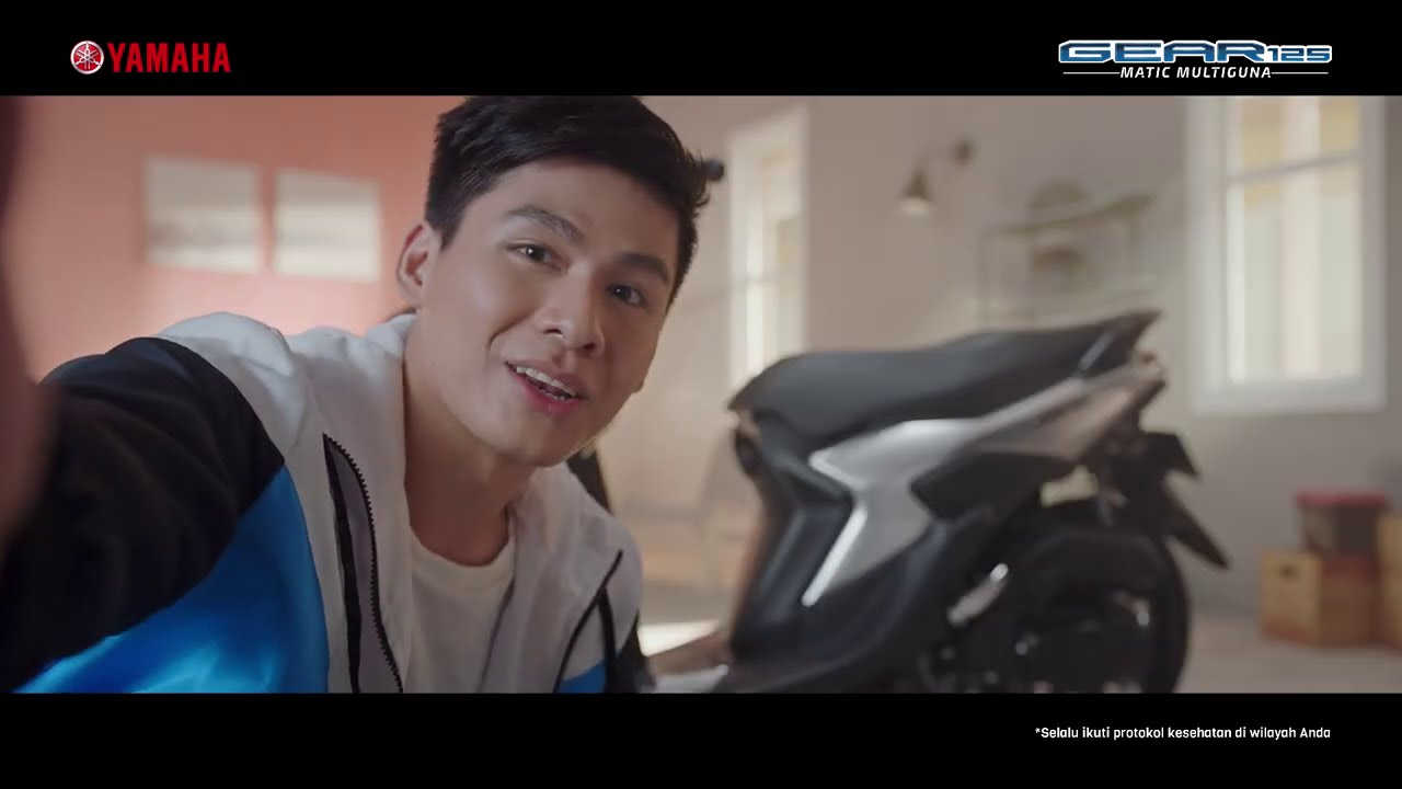 Official TVC – Yamaha GEAR 125, Lets Gear Up!