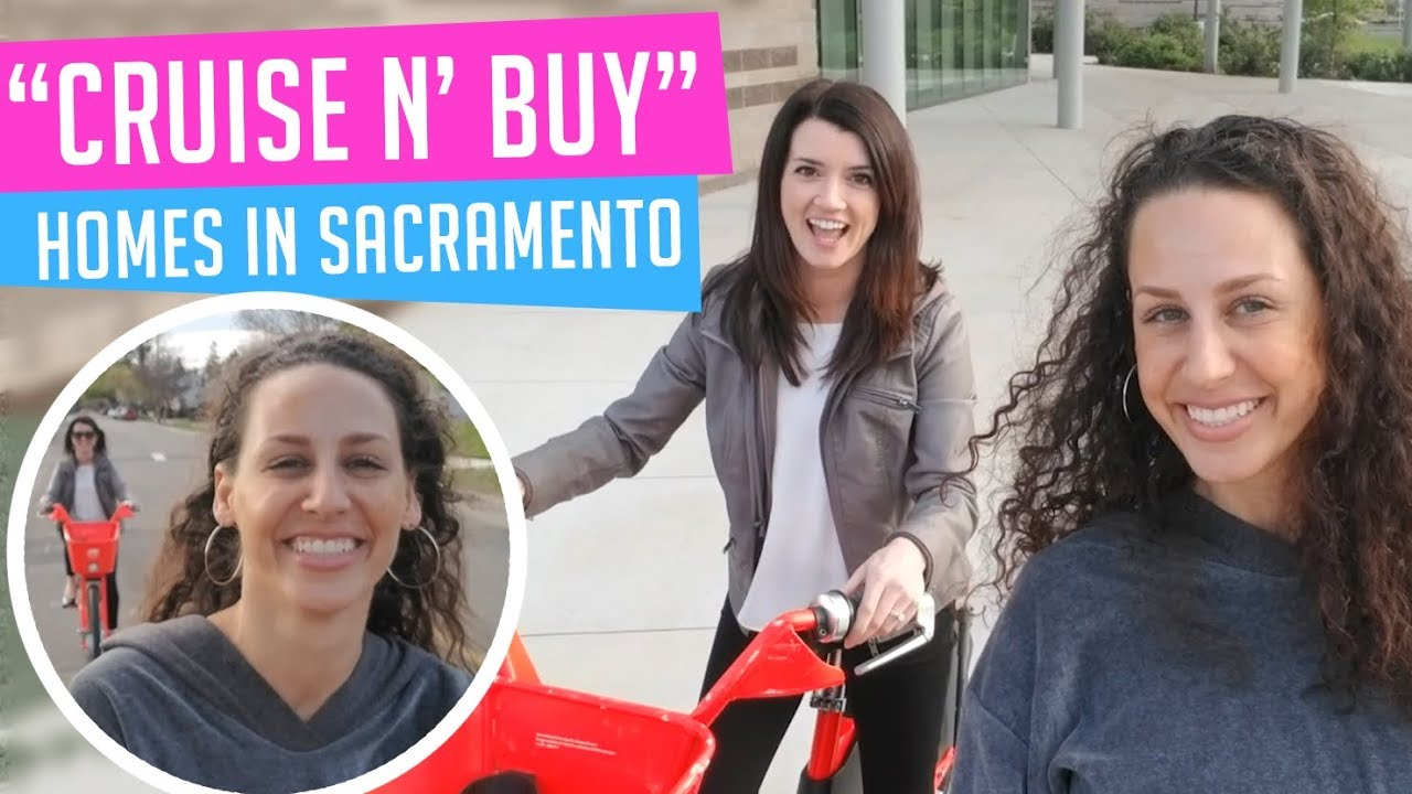 Cruise N' Buy Homes in Sacramento! What does it take to purchase a home in Sacramento?