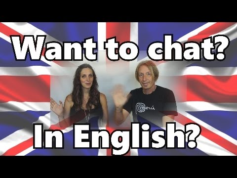Want to Chat in English?   We can help!   LightSpeed English