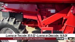 titan outlet latinoamerica case ih 2366 en accion bx0744