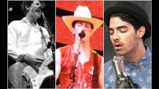 Jonas Brothers - BEST COVERS! Video