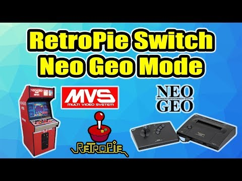 Repeat How to build a SNK NEO GEO XU4