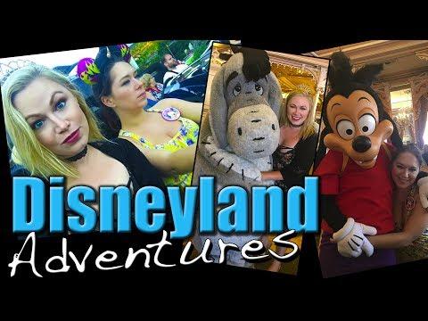 Disneyland Adventure | Scream Queen Stream