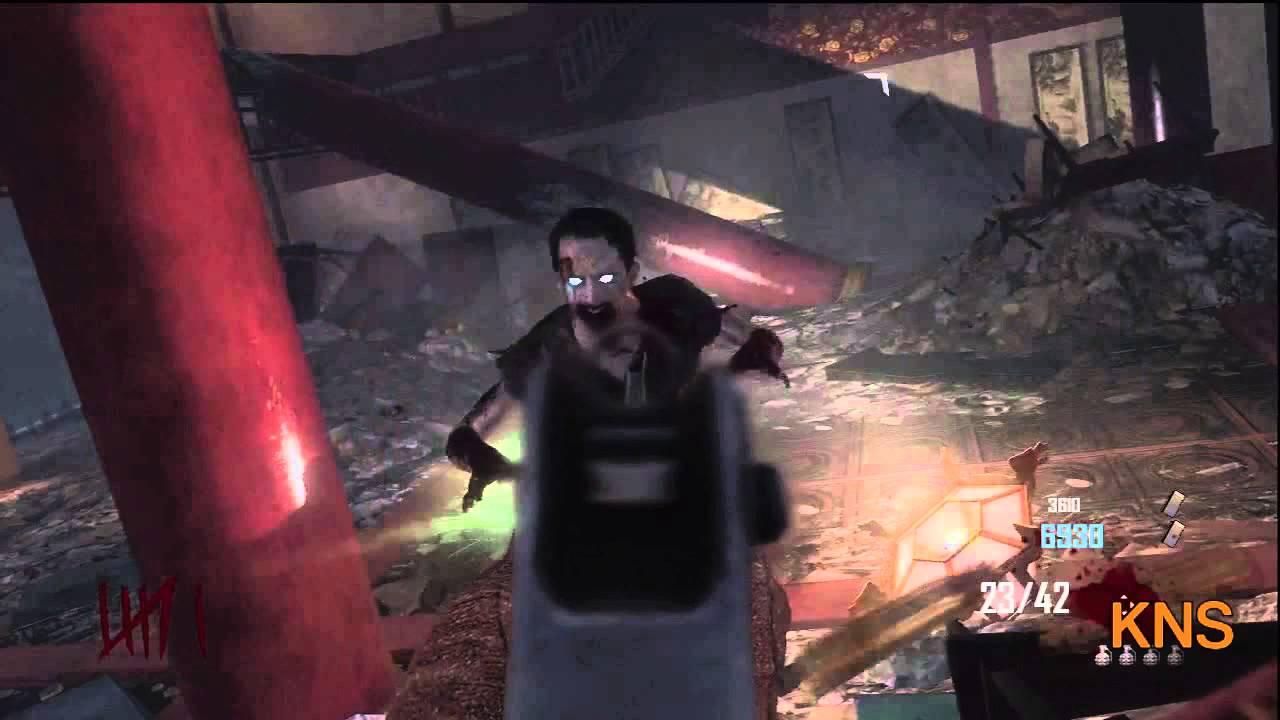 Black Ops 2 Glitch: Die Rise - Invincibility Barrier Glitch!