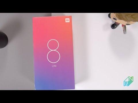 Xiaomi Mi 8 Lite Rozpakowanie i pierwsze wrażenia | Robert Nawrowski