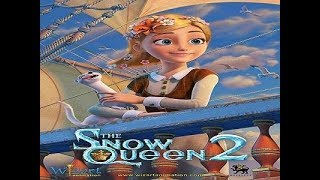 The Snow Queen 2:The Snow King (2014) movie review/RANT.