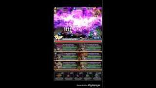 Brave Frontier Global - Reed GGC Leaders of the Escape Final Stage