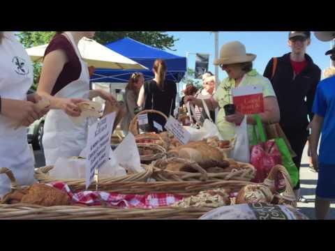 The Port Washington Organic Farmer's Market 2016