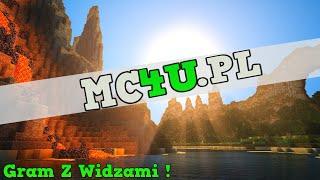 SpaV.MC4U.PL - Gildia z Widzami #1 - Pierwsza Wbita!
