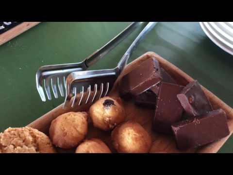 El desayuno del hotel Tierra Chiloé