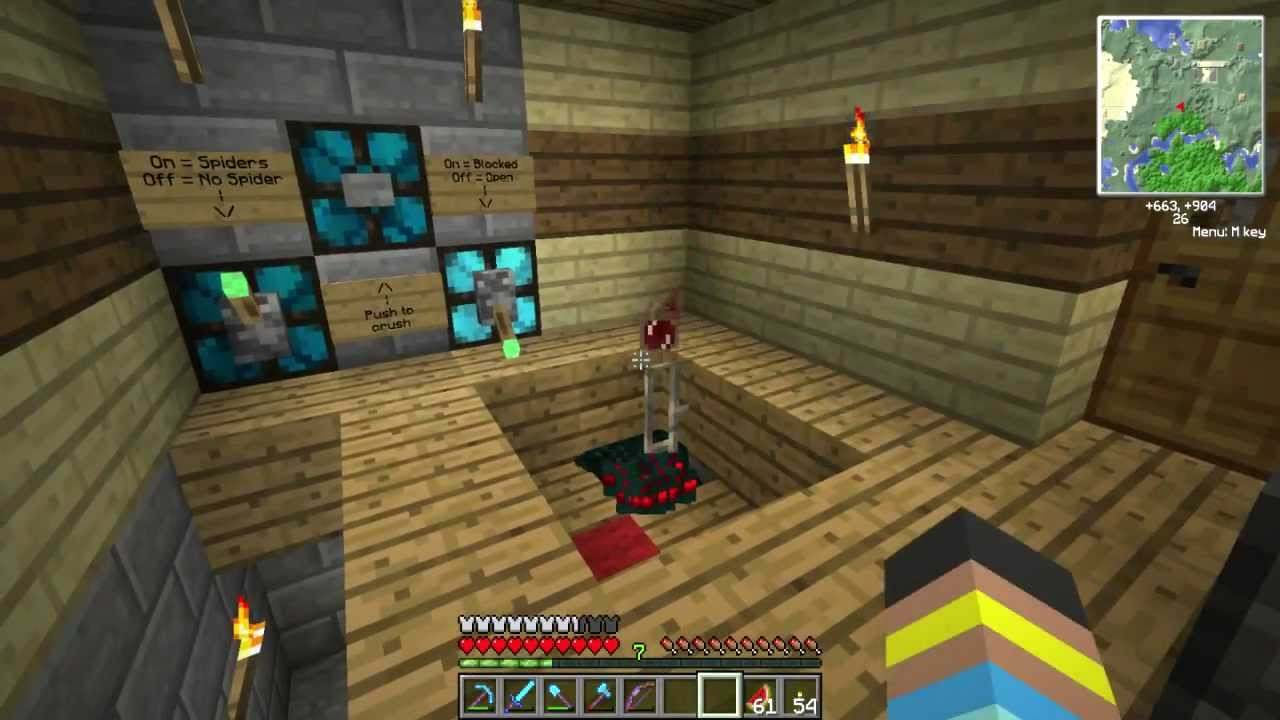 minecraft smp house - youtube