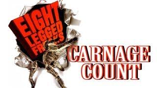 Eight Legged Freaks (2002) Carnage Count