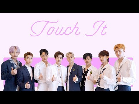 EXO - Touch It [EASY Lyrics]