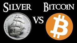 Silver VS Bitcoin - Which is Better?
