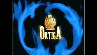 grupo ORTIGA, disco completo: Fuego Azul (2000)