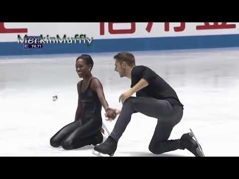 Vanessa James & Morgan Cipres - nice to watch figure skating Olympic PyeongChang 2018 Part two