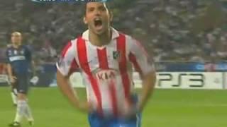 Atlético de Madrid vs Inter de Milán Gol de Agüero- Final Supercopa de Europa.flv