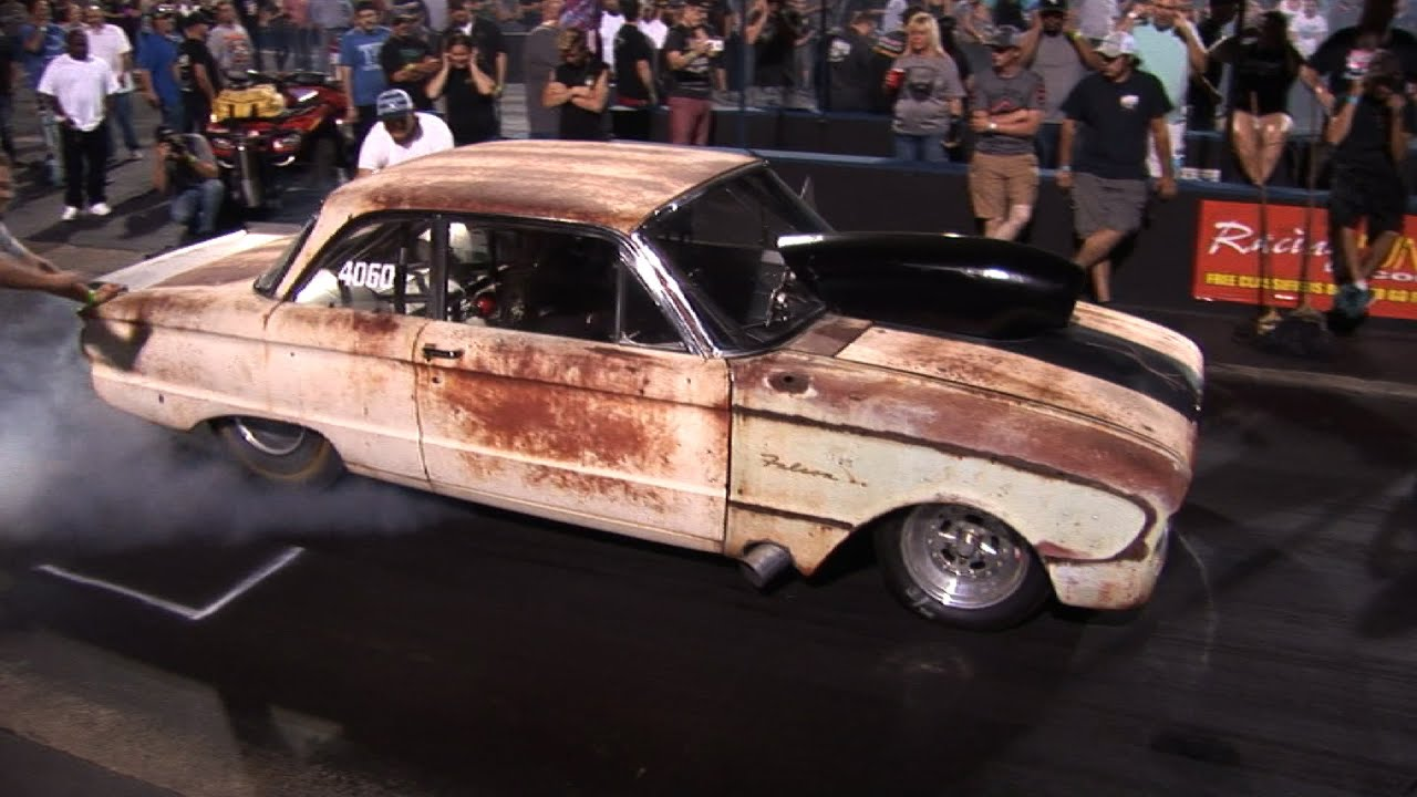 Bad A Rusty Ford Falcon Tulsa No Prep Youtube