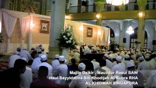 Majlis Dzikir, Maulidur Rasul SAW & Haul Sayyidatina Siti Khodijah Al Kubra rha P2