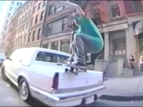 Mike Vallely: Rubbish Heap 1989