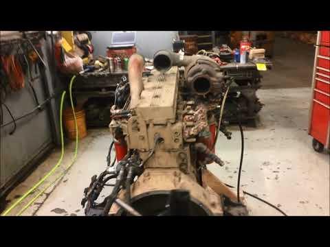 2003 Cummins ISC Engine