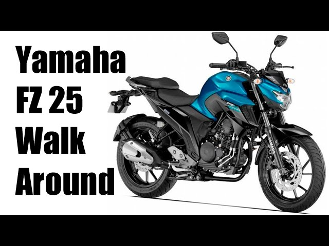 Yamaha Fz25 Price Top Speed Mileage Specifications Fz250