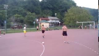 Тренировка гандбол.handball training 3