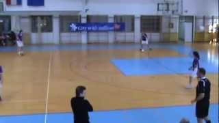 ZNK Maribor   kadetinje   Agram Zagreb 2013