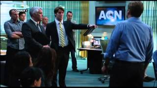 Así debería ser un debate político (The Newsroom)
