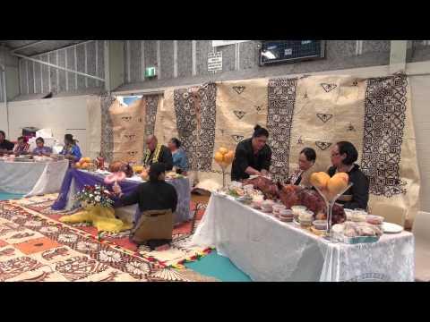 Tongan Feast ~ Fahefa Day