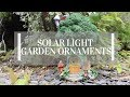 Novelty Solar Light Garden Ornament Product