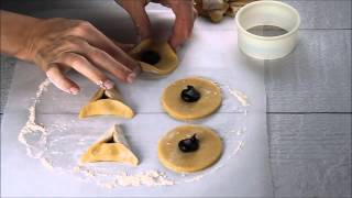 How to Form Perfect Hamantaschen