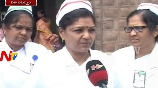 AP Government Nurses Association Plans for Agitation from Monday