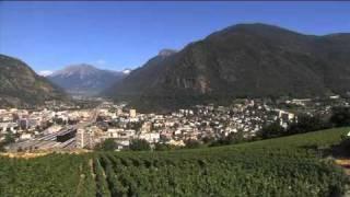 Valais Wallis - Ortsportrait Visp auf Walliserdeutsch