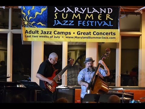 MSJ 2017 - Adult Jazz Camp (Washington DC area, July 2017)