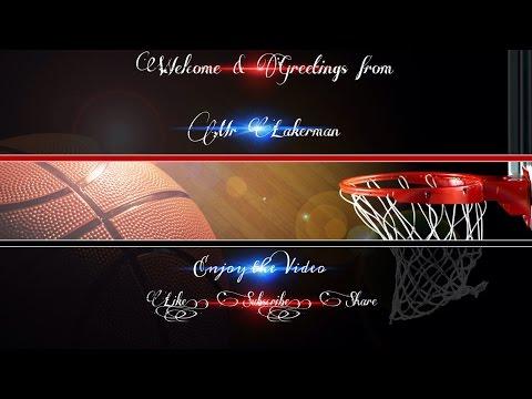 NBA Trophy and Finals MVP Presentations