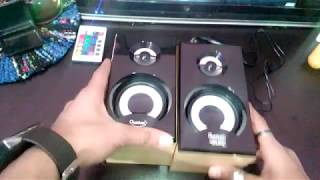 Unboxing Quantum Speaker High Bass| Unboxing & Review| Mr. GamerTushar