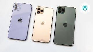 iPhone 11 & 11 Pro & 11 Pro Max: Đâu Mới Là iPhone Đáng Mua Nhất?