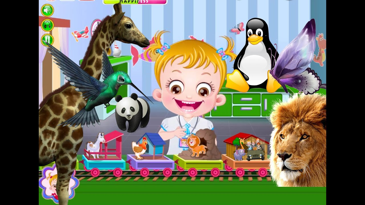 Play Baby Hazel Games Online For Free - GaHe.Com
