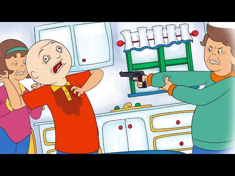 CAILLOU THE GROWNUP - A VERY SPECIAL EPISODE