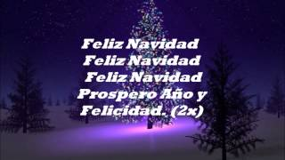 Jose Feliciano - Feliz Navidad (I Wanna Wish You A Merry Christmas) [HD]