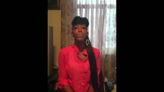 Keisha white weakness in me cover song by fantasy